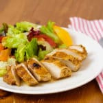 Juicy Pan Roasted Chicken Breast