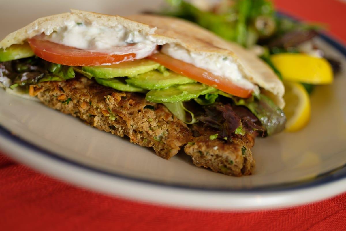 Revisiting the Pita Sandwich