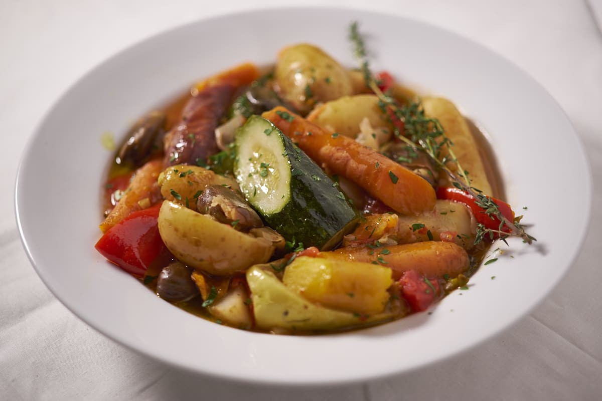 Braised Vegetable Stew