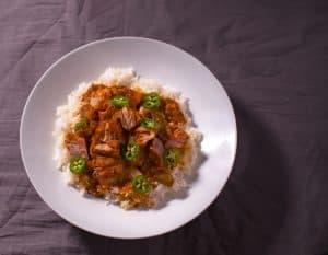 Mexican Pork and Tomatillo Stew