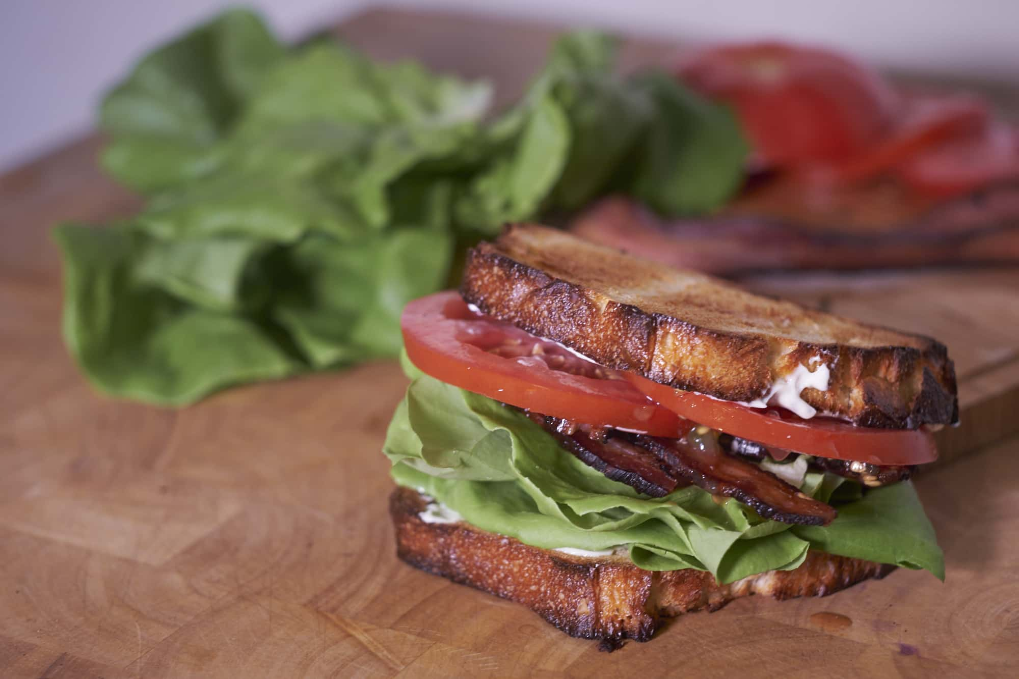 The BLT – Upgraded