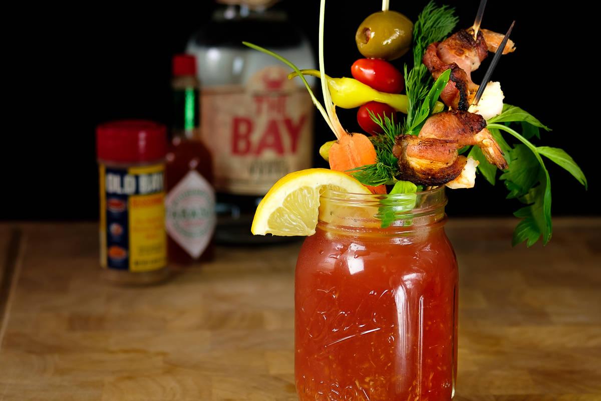 The Bay Vodka Bloody Mary