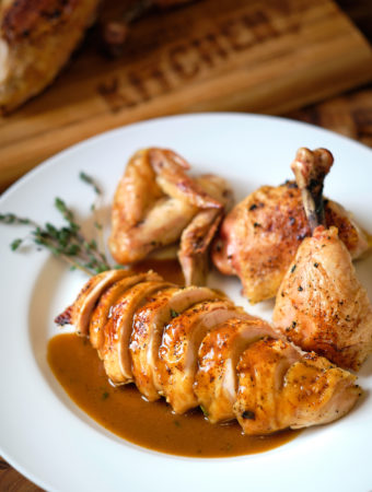Eat Up! Kitchen Split Roast Chicken