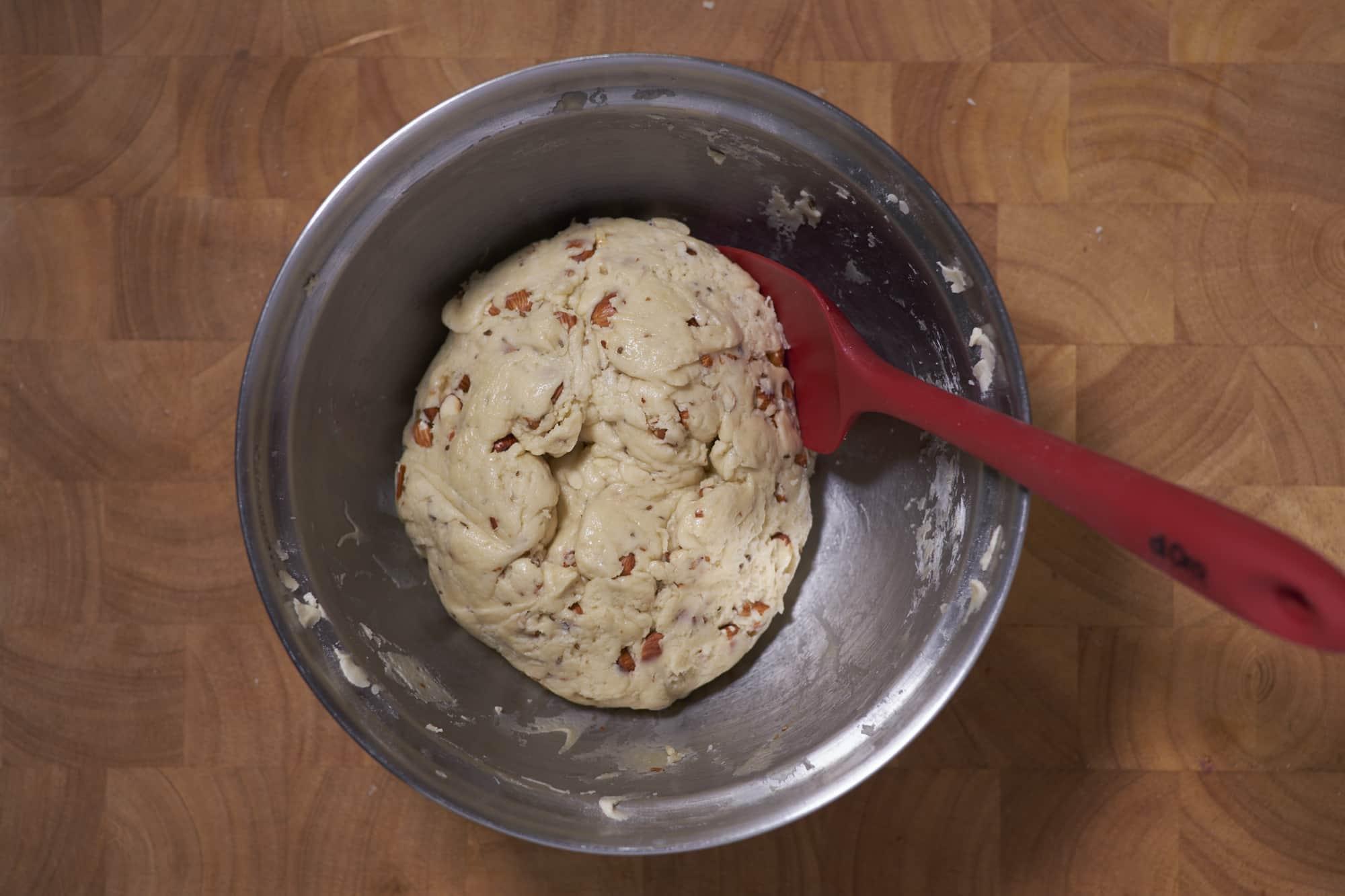 Almond Amaretto Biscotti