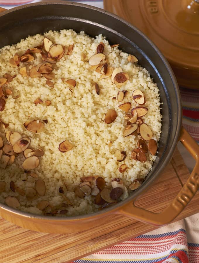 Butter Couscous