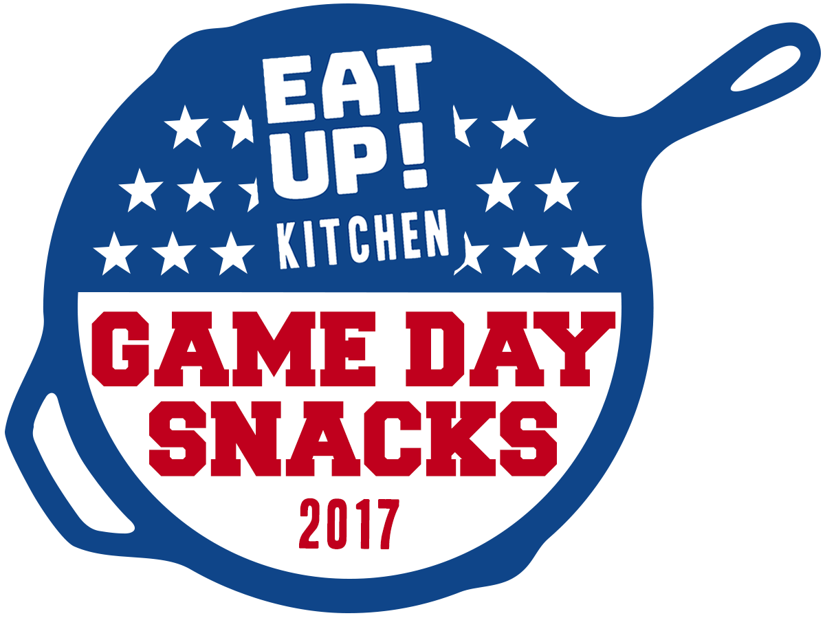 Eat Up! Kitchen - Game Day Snacks 2017