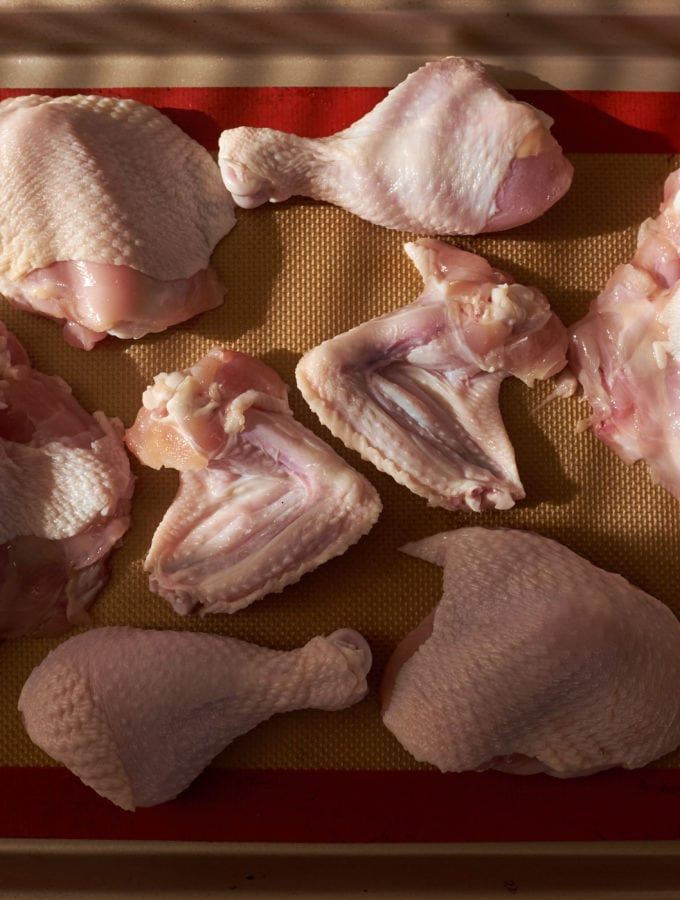 How to Butcher a Whole Chicken