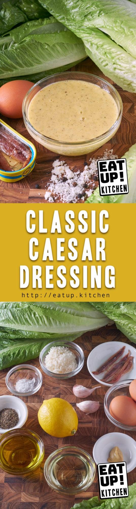 Classic Caesar Dressing