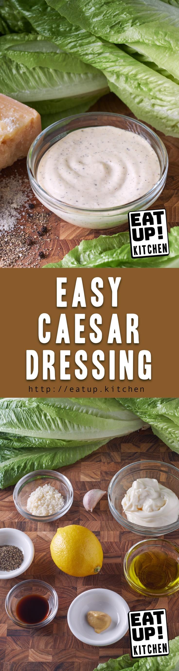 Easy Caesar Dressing