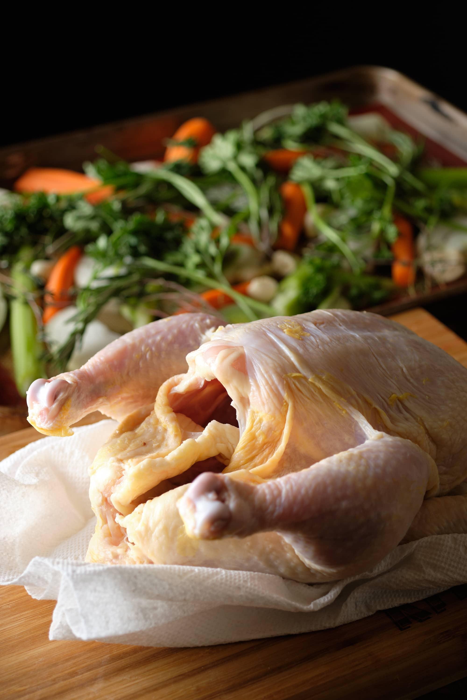 The Eat Up! Kitchen Split Roast Chicken