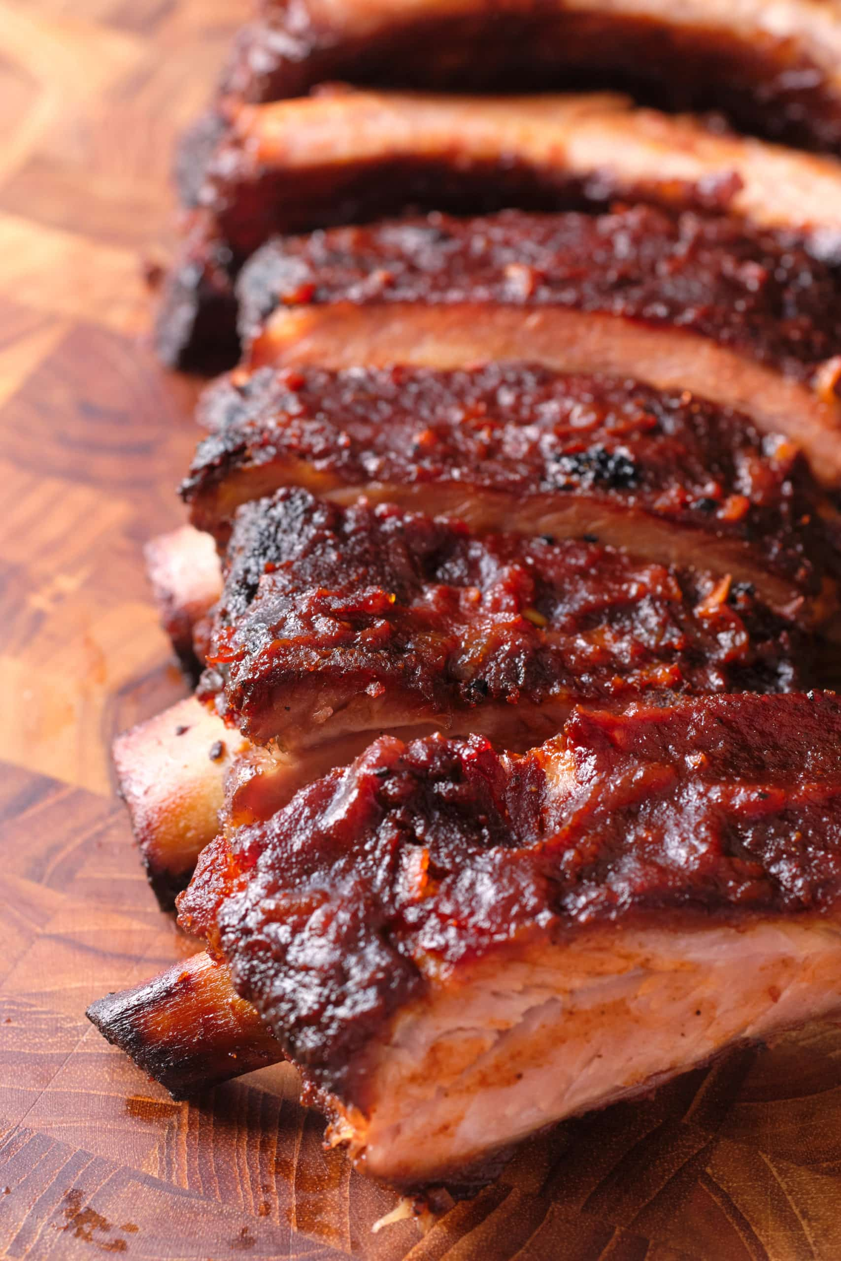 Baked KC BBQ Ribs
