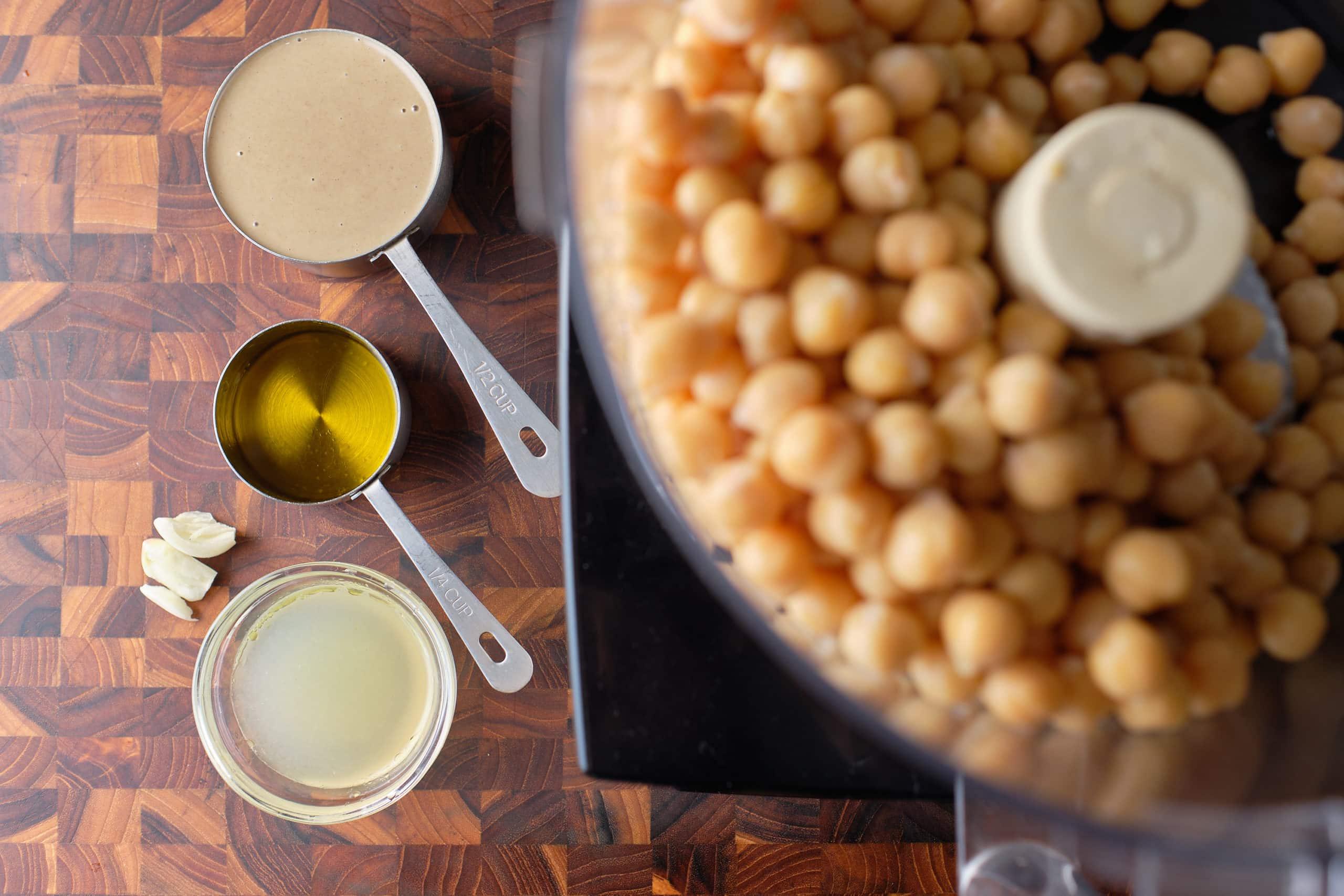 Quick & Easy Hummus Recipe