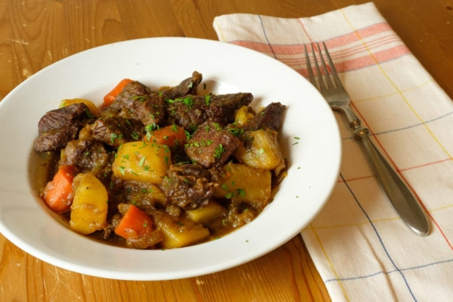 Beef Stew with Guinness