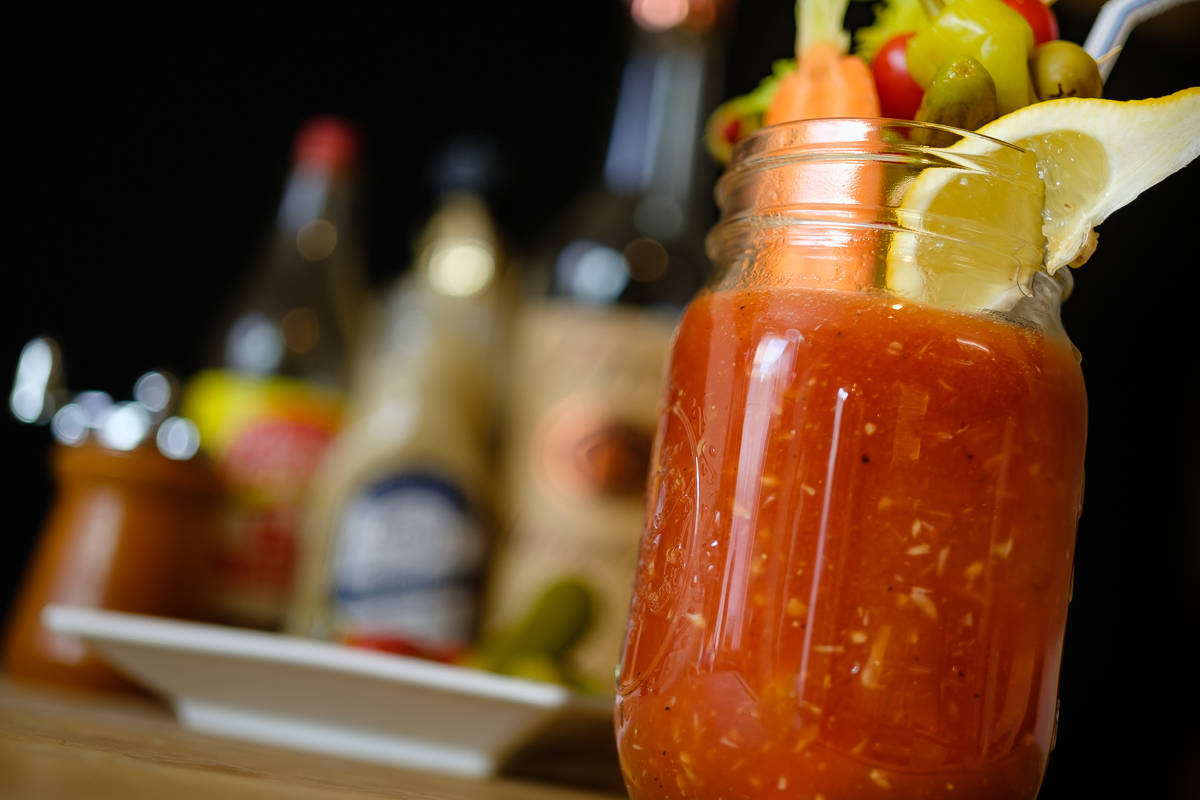 What's your favorite Bloody Mary recipe?