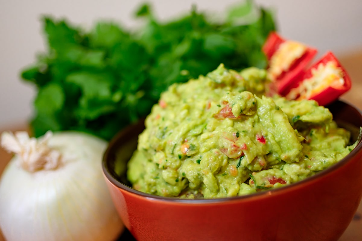 Guacamole for Avocado Lovers