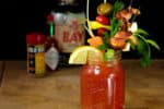 Bay Vodka Bloody Mary