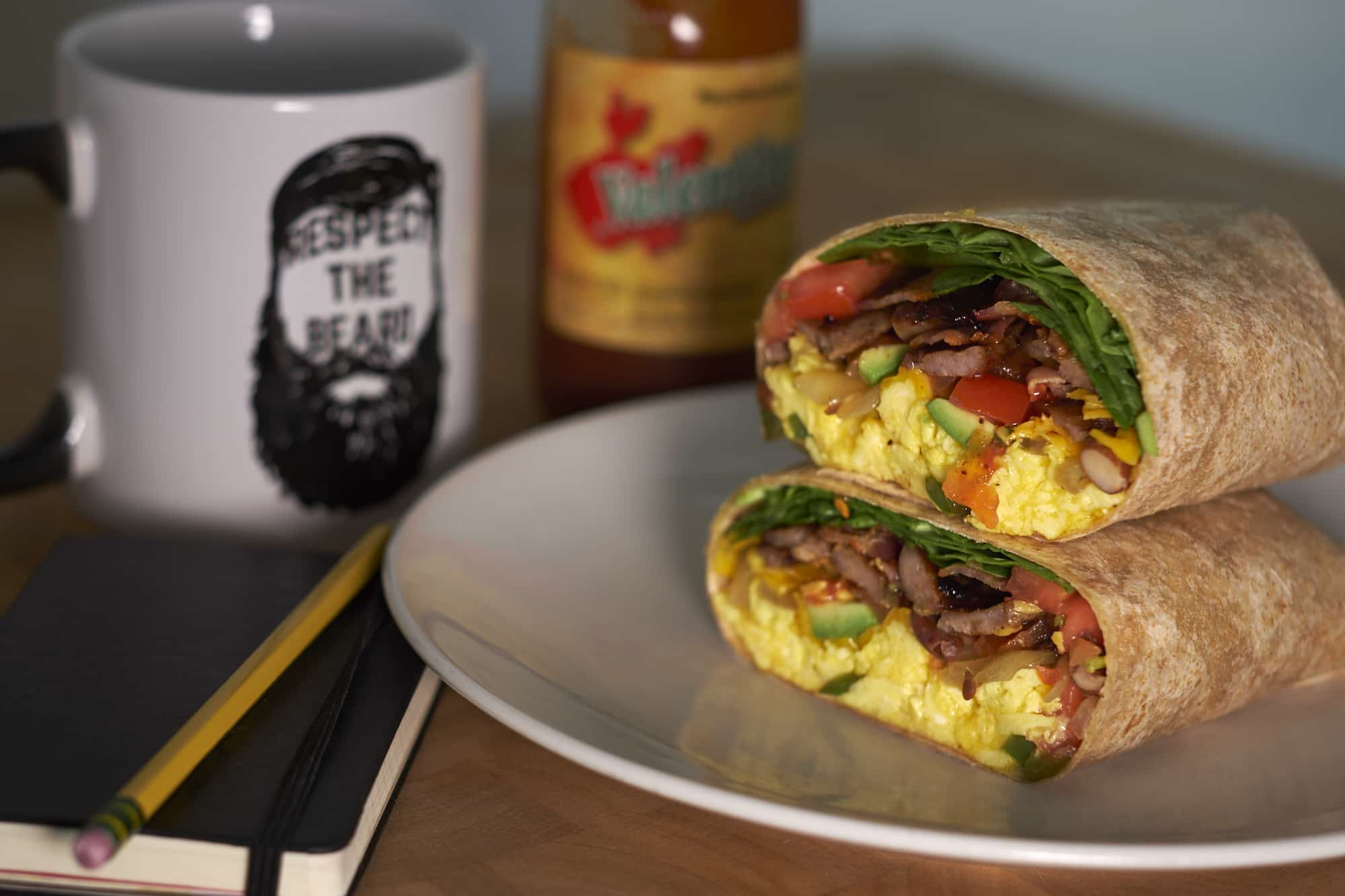 Ultimate Breakfast Burrito