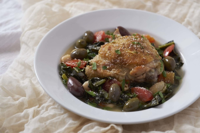 Tuscan Chicken Soup