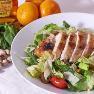 Fennel salad eat up kitchen for Mandolin mediterranean kitchen