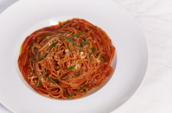 Perfect Spaghetti – Have you been making it all wrong?