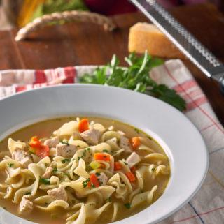 Organic Chicken Soup