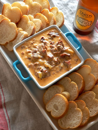 Philly Cheesesteak Dip